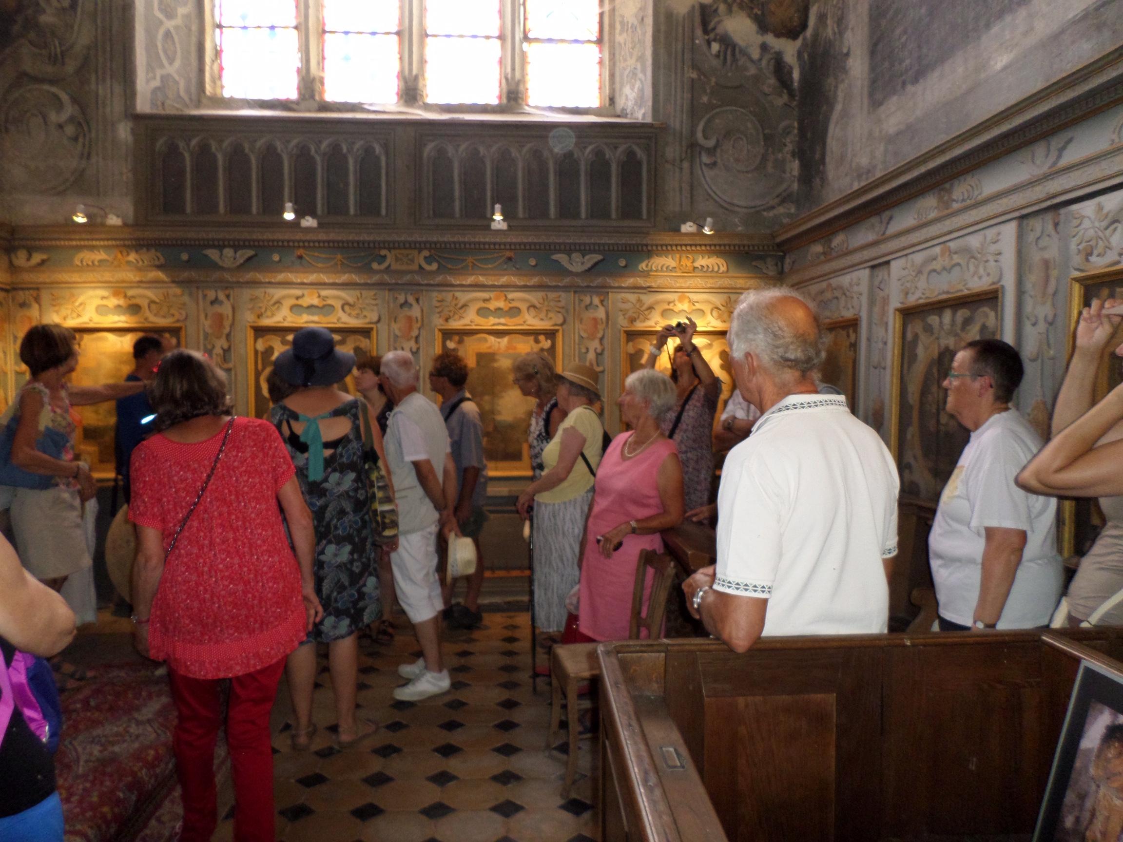 Visite Église