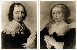 Claude Bouthillier de Chavigny et Marie de Bragelogne
